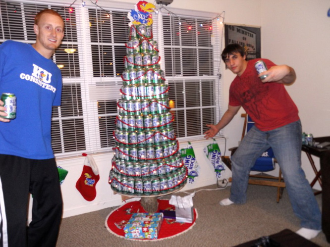 Rolling Rock Tree ... - Christmas Tree Photo Contest 2011